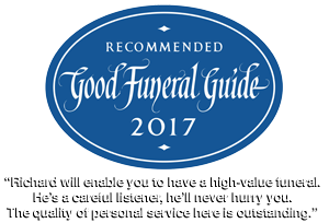 recommended good funeral guide
